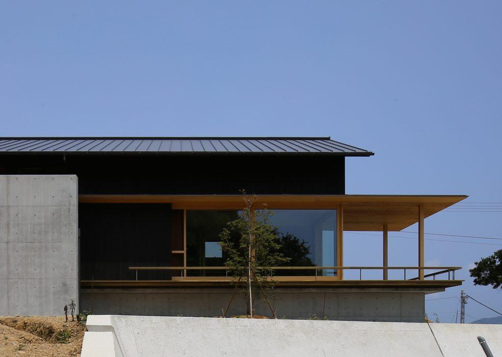 浦ノ内の家